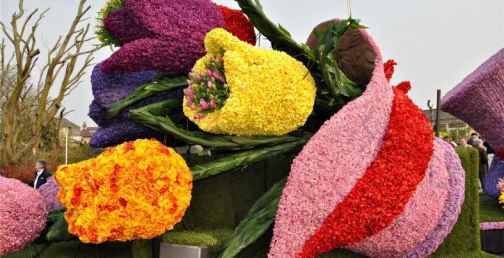 Тур на Парад цветов в Нидерландах от 78800 рублей